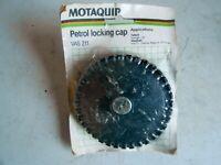 LOCKING PETROL CAP Motaquip Talbot Avenger 76- Vauxhall Viva 71+ Firenza Magnum