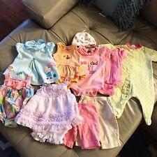 Baby Girl Lot Size 0-3 Months Baby Girl Clothes Koala Baby, Carter's, Circo