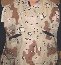 PASGT Vest Cover 6 Color Desert Camouflage Pattern Size Small/Medium