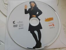 Seinfeld Second Season 2 Disc 2 Replacement DVD Disc Only 56-382