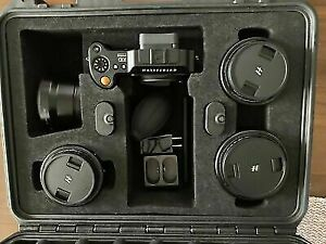 Hasselblad  X1D-50c (Mark 1) Xcd Camera And Lens Travel Kit