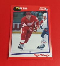 1991/92 Score Canadian Bilingual Hockey Paul Ysebaert Card #166***Red Wings***