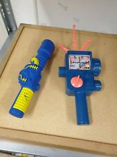 THE REAL GHOSTBUSTERS Vintage PKE Meter and popper for Proton Pack Kenner 1980s