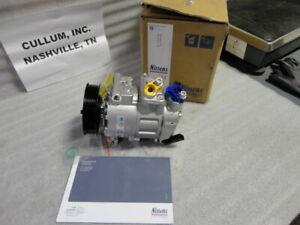 Nissens 890632 AC Compressor Genuine Replacement Audi and Volkswagen New