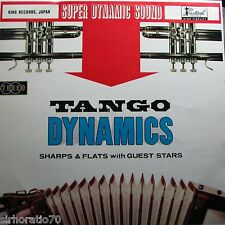 TANGO DYNAMICS Sharps & Flats LP King Records Japan