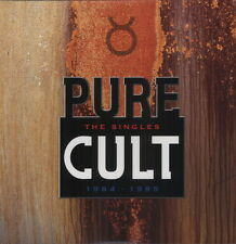 The Cult - Pure Cult: The Singles 1984-1995 [New Vinyl]