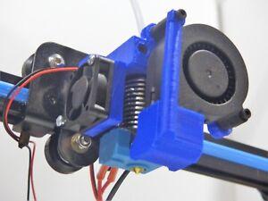Creality CR10 series v6 modification kit 1.75mm 12V