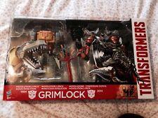 Transformers 4 age of Extinction Grimlock ahora y haga doble Pack nomasterpiece
