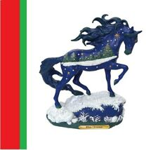 PAINTED PONIES - WHITE CHRISTMAS - Holiday 2018 - 1E/ low LE's Figurines