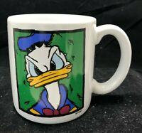 Vintage Disney Donald Duck Coffee Mug