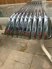 Ben Hogan Apex Plus Steel Iron Set Irons 2-EW! Great Set Of Forged Clubs!