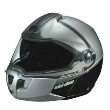 Ski-Doo Modular 3 Snowmobile Helmet Gray 3Xlarge 4485291608