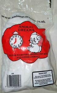 Hamster Woolly Bedding Small Single 80g Bag - Hamsters