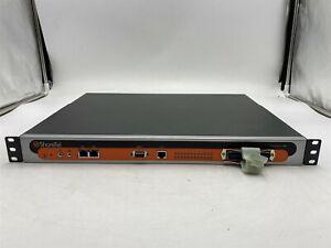 Shoretel ShoreGear 24A SG-24A 600-1073-22 Voice Switch w/ Rack Ears