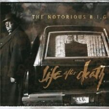 THE NOTORIOUS B.I.G. - LIFE AFTER DEATH 2 CD 24 TRACKS HIP HOP / RAP  NEW!