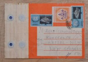 Mayfairstamps Nepal to West Germany Packet wwp187