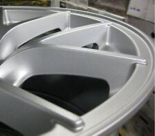 Satin Frozen SILVER metallic powder coatpaint, 6Lbs/2.7kg - FREE SHIPPING!