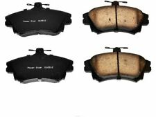 For 2000-2004 Volvo S40 Disc Brake Pad and Hardware Kit Front Power Stop 84489VT