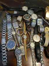 Vintage watch lot, nike, fossil, Disney and others