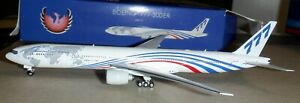 Phoenix  1:400  -  Boeing 777-300ER  -  House - Delivery Colors  #N5016R - 11277