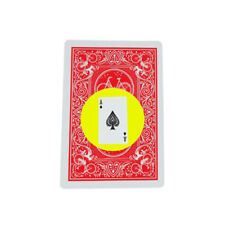 Magic Cards Marked Stripper Deck Playing Cards Poker Magic Tricks Kid Toy DS+O
