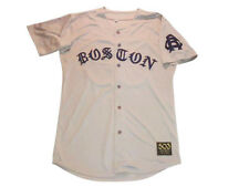 Boston Royal Giants Customized Baseball Jersey Negro Leagues Red Sox