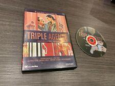 TRIPLE AGENTE DVD ERIC ROHMER KATERINA DIDASKALOU SERGE RENKO