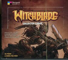 Witchblade  Factory Sealed Hobby Box 24 Packs