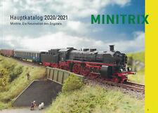 Minitrix 19852 Gesamtkatalog 2020/2021 deutsch - NEU