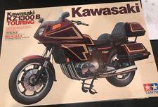 TAMIYA 1/6 big scale bike kit - Kawasaki KZ1300 B Touring (#16021) *Reitred*