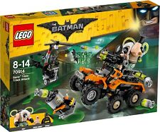 LEGO THE BATMAN MOVIE CAMIÓN TÓXICO DE BANE 70914 - NUEVO, PRECINTADO SIN ABRIR