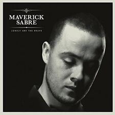 Maverick Sabre - Lonely Are the Brave [New Vinyl LP] UK - Import