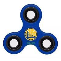NBA Golden State Warriors Three Way Fidget Hand Spinner