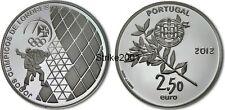 2,5 EURO PORTOGALLO 2012 Olimpiadi Londra