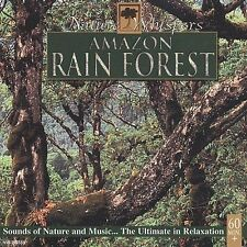 Various Artists : Nature Whispers: Amazon Rainforest CD