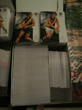 2012 AFL SELECT ETERNITY RICHMOND 12 CARD COMMON TEAM SET BRANDON ELLIS CONCA