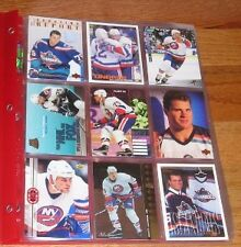 15 Mint Brett Lindross Hockey Cards NHL Nice Collection