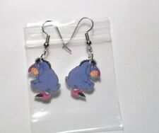 Eeyore Earrings Donkey Charms