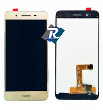 TOUCH SCREEN VETRO LCD DISPLAY Per Huawei P8 Lite SMART TAG-L01 Gold oro