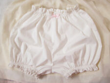 Lolita Girls Lace Bowknot Pumpkin Short Pants Bloomers Cotton Safety Shorts