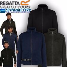 Regatta Mens Fleece Jacket Braizer Hiking Walking Outdoor Winter Camping Work