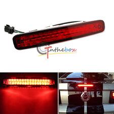 1x Red Lens Super Bright 16-LED Third 3rd Brake Light For 2005-2009 Ford Mustang