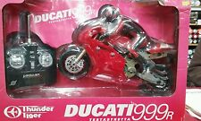 DUCATI 999R THUNDER TIGER R/C - RADIOCOMANDATA - READY TO RUN