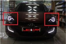 LED Head Line + Angel Eye DIY Kit Lamp Module (Fits: 2011+ i30 Elantra Touring)