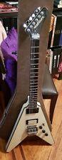 Washburn FV-10 V style guitar