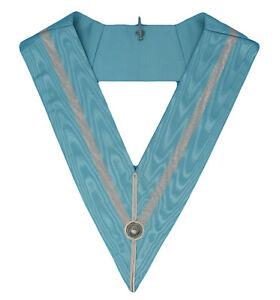 Masonic Regalia Craft Past Masters WM Collar Ribbon High Quality item