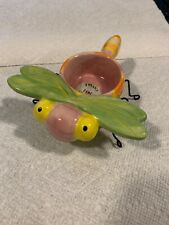 Yankee Candle Dragonfly Candle Holder 6� X 5� X 1.5�