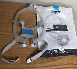 New Opened ResMed AirFit F30i Full Face Mask System Large Frame No Cushion