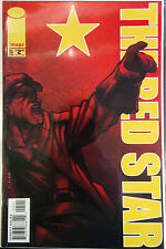 The Red Star #5 VF+ 1st Print Free UK P&P Image Comics