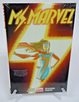 Ms. Marvel Volume 2 Kamala Khan Spider-Man Marvel HC Hard Cover New Sealed